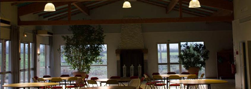 Lumière LED salle reunion